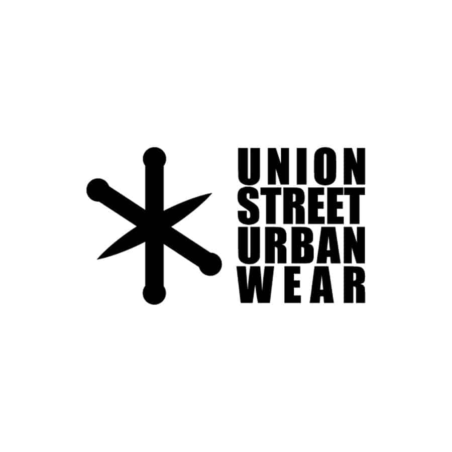 Union Street Urban Wear- logo design- graphic design